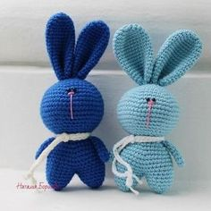 Crochet Amigurumi Doll Pattern in English Crochet Bunny Pattern, Crochet Rabbit, Crochet Teddy, Easter Crochet, Crochet Toys Patterns, Amigurumi Patterns, Stuffed Toys Patterns, Crochet Dolls, Amigurumi Doll