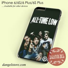 All Time Low Crews Phone case for iPhone 6/6s/6 Plus/6S plus