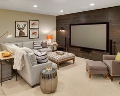 By Bryan Anthony, Houzz Whether it's adding tiered seating for the ultimate viewing experience or building a second kitchen to draw a crowd, there have bee