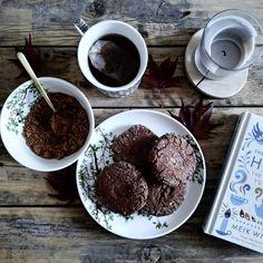 Biscotti con tre cioccolati | Vita su Marte