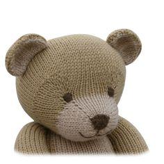 Sewing Teddy Bear Bear (Knit a Teddy) Knitting pattern by Knitables - Teddy Bear Patterns Free, Teddy Bear Knitting Pattern, Animal Knitting Patterns, Knitted Teddy Bear, Crochet Teddy, Christmas Knitting Patterns, Knitting Ideas, Knitted Animals, Arm Knitting