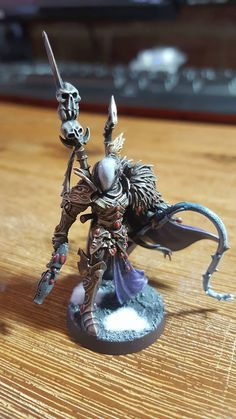 Adam Mihan - Just finished my Archon converted from The Visarch...