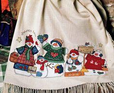 Christmas cross-stitch gift ideas