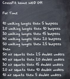 CrossFit home WOD Written by RY (These are a lot easier to Pin than they are… Crossfit Workouts At Home, Wod Workout, Crossfit Motivation, Travel Workout, Workout Challenge, Crossfit Tanks, Workout Women, Crossfit Inspiration, Fitness Inspiration