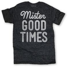 Mister Good Times | Buy Me Brunch