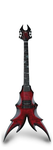 Official B. C. Rich Handcrafted Site | HDRACORBB