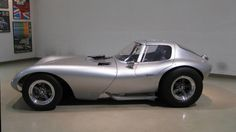 Bill Thomas's Cheetah and Super Cheetah - Shelby Cobra Competitor Found in Garage