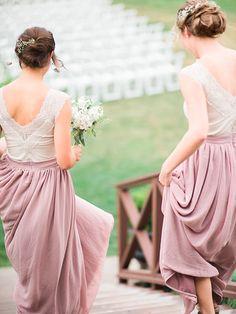 Alternativas al vestido de dama de honor | El Blog de una Novia