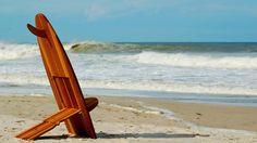 Surf Chair  I @SingleFin_