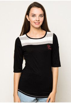 Cresida Ladies Cut And Sewn T-Shirt Rp.99.000