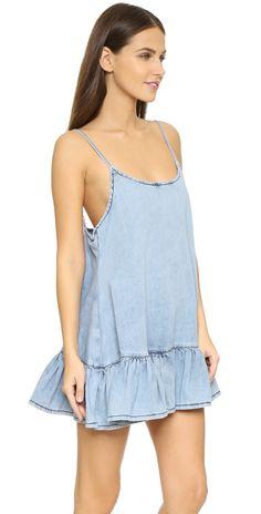 One Teaspoon Blue Powder Pinkie Dress | SHOPBOP