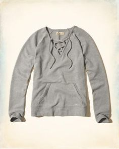 Soft with the perfect fit, Hollister girls Hoodies are designed to feel as though they've been your favorite for years. Unique washes, intricate embroideries and pretty appliques lend to an authentic vintage appearance. Hoodie Sweatshirts, Hoodies, Hollister Girls, Perfect Fit, Lace Up, Long Sleeve, Mens Tops, Fashion, Hoodie