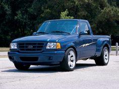 Concept SVT Ranger with Lightning power train Custom Ford Ranger, 2003 Ford Ranger, Ford Ranger Truck, Ford Pickup Trucks, Small Pickups, Sport Truck, Lowered Trucks, Classic Car Insurance, Mini Trucks