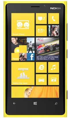 check out the hot new Nokia Lumia range running on Windows Phone 8...