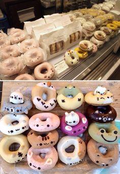 Animal Donuts of Ikumimama in Kawasaki