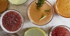 In his latest cookbook, Real Food Heals, NYC chef Seamus Mullen talks about how to make the kind of food that fuels him, especially these healthy tonics.