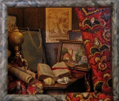 """""""Still-Life with Books"""""""