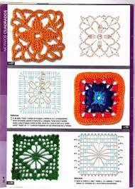 Resultado de imagen para patron de bolso crochet