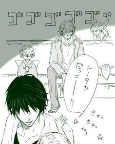 Shounen Ai, Fujoshi, Manga Anime, Fan Art, Cartoon, Comics, Memes, Cute, Boys