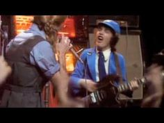AC/DC - Baby Please Don't Go  (With the best danged..... Frontwoman? ever!)
