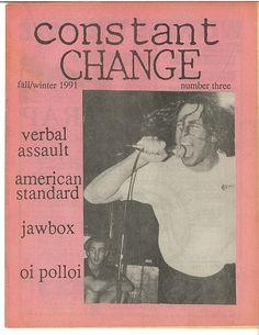 Constant Change