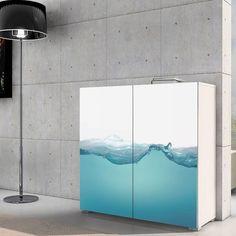 Fancy - Sea 4 Door Cabinet
