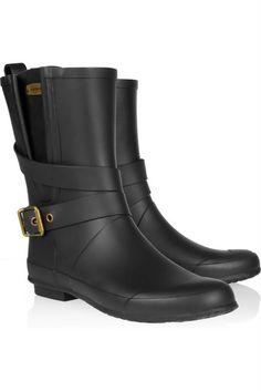http://www.inmydreams.ca In My Dreams: Burberry rain boots