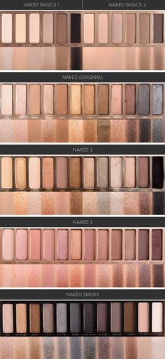 I love this look from @Sephora's #TheBeautyBoard: http://gallery.sephora.com/photo/naked-swatches-41729