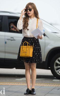 Girls Generation's Tiffany