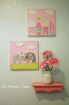 ~ Ms Smartie Pants ~: Baby Nursery Part 3