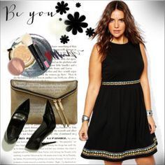 Spring Date:Pretty Plus-Size Style ...2
