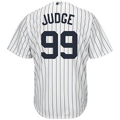 a6ab4ed48 Majestic Men s Aaron Judge New York Yankees Player Replica Cool Base Jersey  Men - Sports Fan Shop By Lids - Macy s