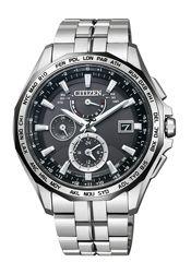 『シチズン アテッサ』 ダブルダイレクトフライトを搭載した光発電エコ・ドライブ電波時計に上位モデルが登場 2017年3月3日発売予定 [CITIZEN-シチズン腕時計]