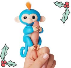 On the 4th day of Christmas Summer Ortho gave to me FINGERLINGS!...How to win.. LIKE the photo & Follow our page Tag as many friends below for more entries! Winner will be posted in 24hrs! (LA residence only Active on FB & IG) #12DaysGiveAway #giveaway #fingerlings #monkey #toys #kidtoys #WowWee #present #win #christmas #gift #dental #orthodontics #summerortho #summerorthodontics #manhattanbeach
