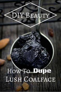 DIY your photo charms, compatible with Pandora bracelets. Make your gifts special. Make your life special! DIY Beauty: How To Dupe Lush Coalface + Holiday Gift Idea Diy Beauty Hacks, Beauty Hacks For Teens, Beauty Tips, Beauty Care, Diy Gifts Beauty, Diy Hacks, Beauty Secrets, Acne Face Mask, Diy Face Mask