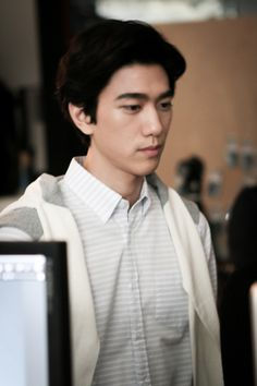 Series; S/S 2014 Ad Campaign Feat. Sung Joon | Couch Kimchi