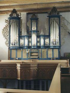 Hohenkirchen, St. Sixtus und Sinicius, Kayser-Orgel