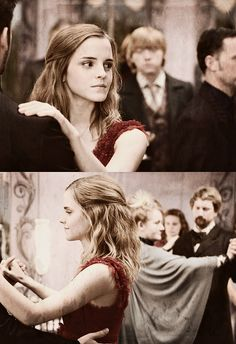 Look at Ron!!!