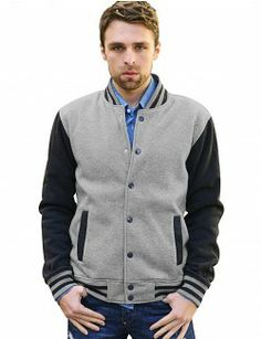 Baseball Fleece Jacket so1Y3E