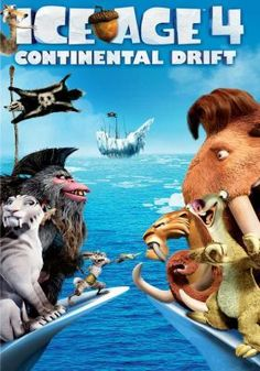 Loot.co.za - DVD: Ice Age 4: Continental Drift (DVD) | Adventure