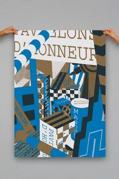 Richard Niessen, International Poster and Graphic Design Festival, International competition 2015