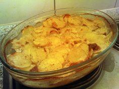 veganes Kartoffelgratin - vegane Rezepte auf Laubfresser