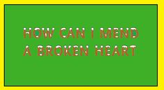 BrokenHeartFive