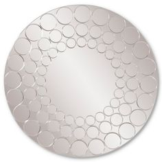Find it at the Foundary - Bubbles Wall Mirror