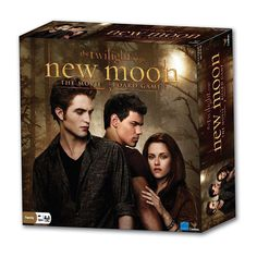 New Moon Board Game by Cardinal, Multicolor