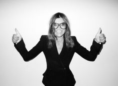 #CarineRoitfeld officially stamped #cool by @Terry_World