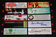 1 - Paraíso Literário. 2 - Livros, Letras e Metas. 3 - Bookaholics Girls. 4 - Blog Lendo e Comendo. 5 - Letras e Folhas. 6 - Clube do Livro de Campo Grande 2. 7 - Livro, Filme  Cia. 9 - Livros, Filmes e Cia. 10 - Alquimia dos Romances.