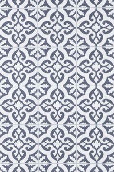 Wallpaper by ellos Tapet Rachel grå. Spanish Architecture, Love Wall, Wall And Floor Tiles, 3d Max, Spanish Style, Restaurant Design, Bathroom Inspiration, Decor Interior Design, Laser Engraving