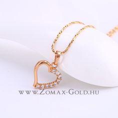 Lilla szett - Zomax Gold divatékszer www. Gold Necklace, Jewelry, Jewellery Making, Jewerly, Jewelery, Gold Necklaces, Jewels, Jewlery, Fine Jewelry