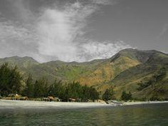 Nagsasa Cove, Zambales. Philippines